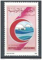 "Tunisie YT 1145 "" Croissant-Rouge "" 1990 Neuf** - Tunisia"