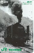 Train Trein Locomotive Rail Télécarte Phonecard  (D.195) - Treni