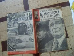 Revue 7 Jours 30 Mats 1941 Rapatriment Des Regiments Dissouds Pour L Afrique Hernri Ford... - Autres