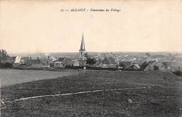Aulnoye       59         Panorama Du Village       (voir Scan) - Aulnoye