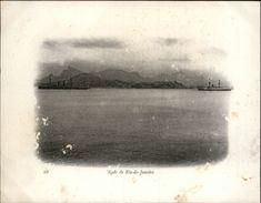 Campagne DUGUAY-TROUIN 1902-1903 - Voilier - Expédition - RIO-DE-JANEIRO - BRESIL - Rio De Janeiro