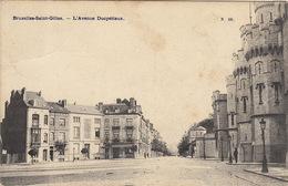 Bruxelles Saint Gilles L'avenue Ducpetiaux - St-Gillis - St-Gilles