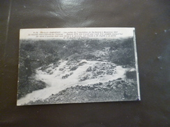 CPA 34 Hérault Cabrières Les Suites De L'inondation De Septembre à Novembre 1907 La Source De L'Estabel... TBE - France