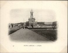 Campagne DUGUAY-TROUIN 1902-1903 - Voilier - Expédition - PUNTA-ARENAS - CHILI - Chili