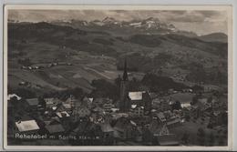 Rehetobel Mit Säntis - Photo: W. Kruz - AR Appenzell Rhodes-Extérieures