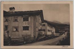 Valcava Im Münstertal - Dorfpartie - Photo: D. Mischol No. 25/1420 - GR Grisons