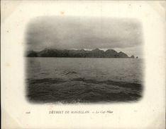 Campagne DUGUAY-TROUIN 1902-1903 - Voilier - Expédition - CHILI - Cap Pilar - Détroit De MAGELLAN - Chili