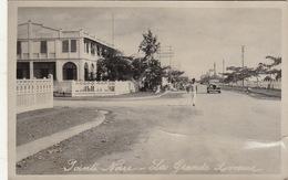 Congo Afrique Brazzaville Pointe Noire La Grande Avenue - Pointe-Noire