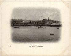 Campagne DUGUAY-TROUIN 1902-1903 - Voilier - Expédition - CHILI - LOTA - Fonderie - Chili