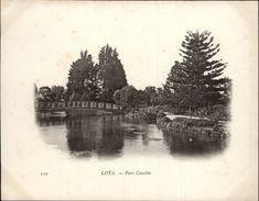 Campagne DUGUAY-TROUIN 1902-1903 - Voilier - Expédition - CHILI - LOTA - Parc - Chili