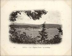 Campagne DUGUAY-TROUIN 1902-1903 - Voilier - Expédition - CHILI - LOTA - Le Duguay Trouin Au Mouillage - Chile