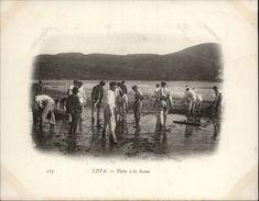 Campagne DUGUAY-TROUIN 1902-1903 - Voilier - Expédition - CHILI - LOTA - Pêche à La Senne - Chili