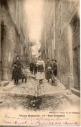 13. Vieux Marseille. Rue Bompart - Canebière, Centro