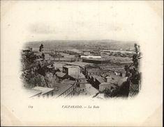 Campagne DUGUAY-TROUIN 1902-1903 - Voilier - Expédition - CHILI - VALPARAISO - Chili