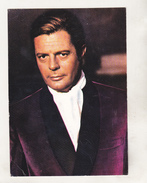Romania Old Uncirculated Postcard - Movie Stars - Marcello Mastroianni - Acteurs