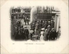 Campagne DUGUAY-TROUIN 1902-1903 - Voilier - Expédition - CHILI - VALPARAISO - à Bord Du Duguay Trouin - Chili
