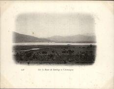 Campagne DUGUAY-TROUIN 1902-1903 - Voilier - Expédition - CHILI - SANTIAGO - - Chili