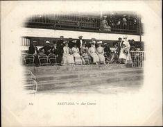 Campagne DUGUAY-TROUIN 1902-1903 - Voilier - Expédition - CHILI - SANTIAGO - Aux Courses De Chevaux - Hippodrome - Chili