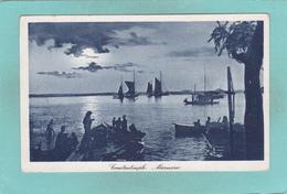 Old Postcard Of Constantinople, Istanbul, Turkey.Q51. - Turkey