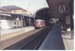 Die Eisenbahn Und Umfeld - Priv. Kodak Fotos AK-Grösse **021** - Treni