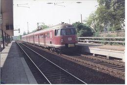 Die Eisenbahn Und Umfeld - Priv. Kodak Fotos AK-Grösse **025** - Treni