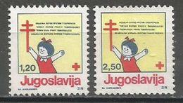 Yugoslavia,TBC 1991.,without Macedonia Issue,MNH - 1945-1992 Socialist Federal Republic Of Yugoslavia