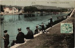 CPA  Corbeil - La Bonne Place  (489029) - France