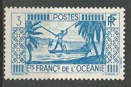 OCEANIE N° 86  NEUF*  CHARNIERE TB  / MH - Oceania (1892-1958)