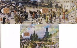 Russia, Moscow Red Square, Puzzle - Puzzles