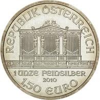 Autriche, 1-1/2 Euro, 2010, Vienne, FDC, Argent - Autriche