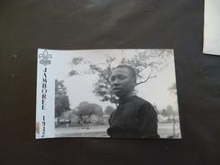 Scoutisme Jamborree 1947 Photo Originale 8.7 X 14 Cm Afrique - Scoutisme