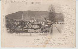 Remiremont  Saint Etienne - Remiremont
