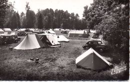 Montigny-sur-Loing - Le Camping - 1968 - Autres Communes