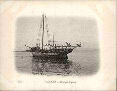 Campagne DUGUAY-TROUIN 1902-1903 - Voilier - Expédition - PEROU - CALLAO - Fabrique De Guano - - Pérou