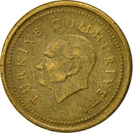 Turquie, 50000 Lira, 50 Bin Lira, 1998, TTB, Copper-Nickel-Zinc, KM:1056 - Turquie