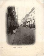 Campagne DUGUAY-TROUIN 1902-1903 - Voilier - Expédition - PEROU - LIMA - Pérou