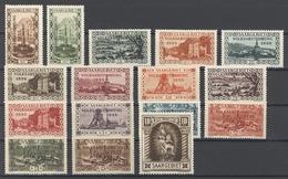Saargebiet Mi.Nr. 179-194, Volksabstimmung 1934 Ungebraucht * (19368) - 1920-35 League Of Nations