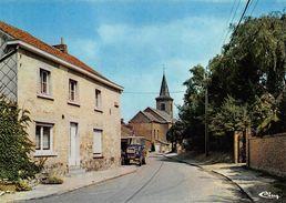 Villers Le Bouillet Vaux Et Borset Tracteur - Villers-le-Bouillet