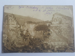 CARTE PHOTO Ancienne EGLISE ORTHODOXE CPA Animee Postcard - To Identify