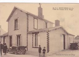 La Bernerie ( 44 Loire Atlantique )  Villa Du Casino De La Plage - France