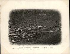 Campagne DUGUAY-TROUIN 1902-1903 - Voilier - Expédition - PEROU - Chemin De Fer De LA OROYA - SAN MATEO - Pérou