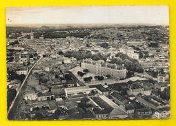 COGNAC Rare Le Collège Vue Panoramique Aérienne (Delvert Guinier) Charente (16) - Cognac