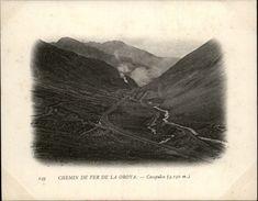 Campagne DUGUAY-TROUIN 1902-1903 - Voilier - Expédition - PEROU - Chemin De Fer De LA OROYA - CASAPALCA - Pérou