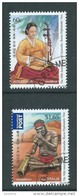 Australia 2011 Australia Korea Friendship Set Of 2 VFU Melbourne CTO - Used Stamps
