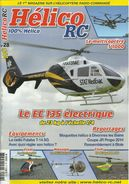 HÉLICO R/C - N° 28 - Jaargang 2014 - MAGAZINE SUR L'HÉLICOPTÈRE RADIO-COMMANDÉ - Littérature & DVD