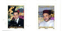 Maroc Y&T 1541L Et 1541M**  Mill 2009 - Marruecos (1956-...)