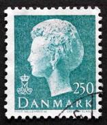 Denmark 1981   Queen Margrethe II   Cz.Slania    MiNr.721      (lot  D 1085 ) - Denmark