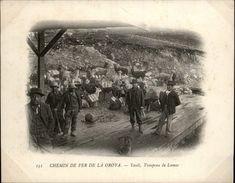 Campagne DUGUAY-TROUIN 1902-1903 - Voilier - Expédition - PEROU - Chemin De Fer De LA OROYA - YAULI - Lamas - Pérou