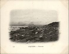 Campagne DUGUAY-TROUIN 1902-1903 - Voilier - Expédition - CHILI - COQUIMBO - Chili