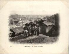 Campagne DUGUAY-TROUIN 1902-1903 - Voilier - Expédition - CHILI - COQUIMBO - Enfants - Chili